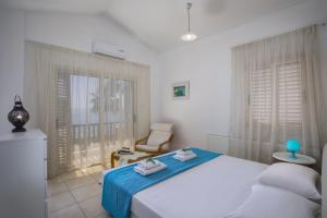 Meneou Beachfront Villa, Vily  Meneou - big - 22