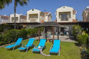 Meneou Beachfront Villa, Vily  Meneou - big - 8
