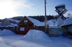 Holiday Home On Gornolyzhnaya, Nyaralók  Novoabzakovo - big - 1