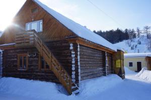 Holiday Home On Gornolyzhnaya, Nyaralók  Novoabzakovo - big - 38