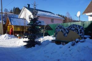 Holiday Home On Gornolyzhnaya, Nyaralók  Novoabzakovo - big - 35