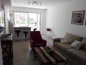 Departamento con piscina, cochera y parrilla, Apartments  Buenos Aires - big - 15