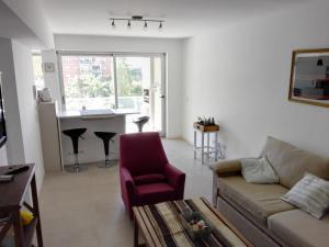 Departamento con piscina, cochera y parrilla, Apartments  Buenos Aires - big - 16