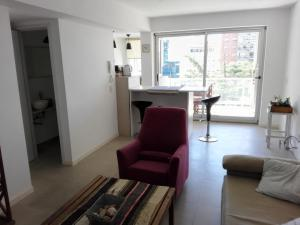 Departamento con piscina, cochera y parrilla, Apartments  Buenos Aires - big - 17