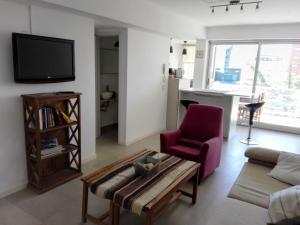 Departamento con piscina, cochera y parrilla, Apartments  Buenos Aires - big - 22