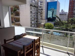 Departamento con piscina, cochera y parrilla, Apartments  Buenos Aires - big - 25