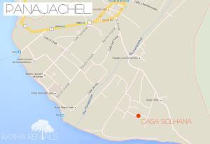 Casa Solhana., Case vacanze  Panajachel - big - 7