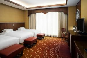 Jabal Omar Marriott Hotel Makkah, Hotels  Makkah - big - 17
