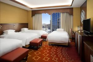 Jabal Omar Marriott Hotel Makkah, Hotels  Makkah - big - 19