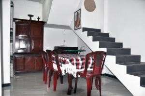 Villa Dineth, Апартаменты  Унаватуна - big - 14