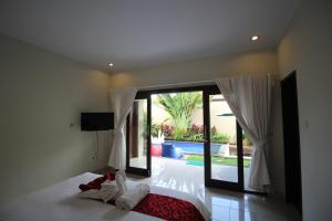 The Green Kamboja Villa, Villas  Sanur - big - 12