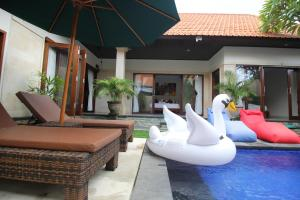 The Green Kamboja Villa, Villas  Sanur - big - 11