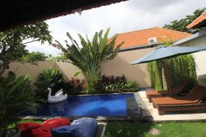The Green Kamboja Villa, Villas  Sanur - big - 10