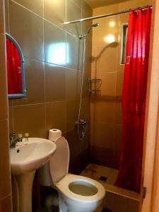 Guest House Villa, Гостевые дома  Кварели - big - 47
