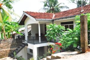 Villa Dineth, Апартаменты  Унаватуна - big - 1