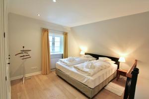 Ulenhof Appartements, Ferienwohnungen  Wenningstedt-Braderup - big - 34