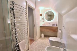 Ulenhof Appartements, Ferienwohnungen  Wenningstedt-Braderup - big - 37