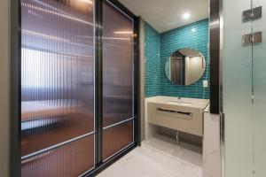 Brown-Dot Hotel Guseo, Hotely  Pusan - big - 6
