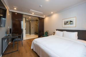 Brown-Dot Hotel Guseo, Hotely  Pusan - big - 8