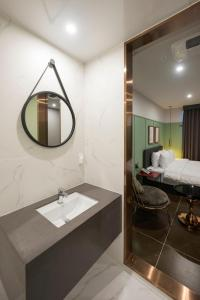 Brown-Dot Hotel Guseo, Hotely  Pusan - big - 20