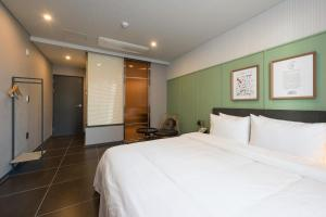 Brown-Dot Hotel Guseo, Hotely  Pusan - big - 26