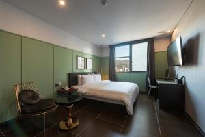Brown-Dot Hotel Guseo, Hotely  Pusan - big - 32