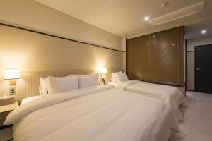 Brown-Dot Hotel Guseo, Hotely  Pusan - big - 44
