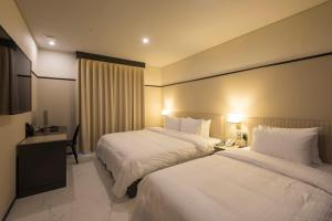 Brown-Dot Hotel Guseo, Hotely  Pusan - big - 56