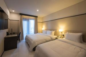 Brown-Dot Hotel Guseo, Hotely  Pusan - big - 58