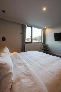 Brown-Dot Hotel Guseo, Hotely  Pusan - big - 59