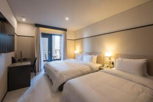 Brown-Dot Hotel Guseo, Hotely  Pusan - big - 61