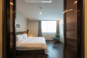 Brown-Dot Hotel Guseo, Hotely  Pusan - big - 63