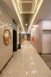 Brown-Dot Hotel Guseo, Hotels  Busan - big - 72