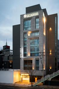 Brown-Dot Hotel Guseo, Hotel  Busan - big - 24