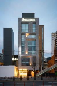 Brown-Dot Hotel Guseo, Hotel  Busan - big - 26