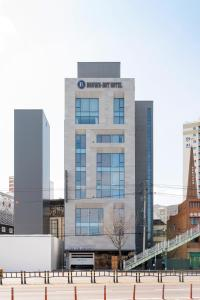 Brown-Dot Hotel Guseo, Hotels  Busan - big - 28