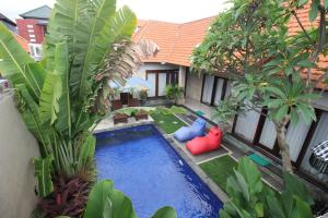The Green Kamboja Villa, Villas  Sanur - big - 19