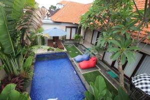 The Green Kamboja Villa, Villas  Sanur - big - 20