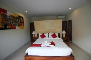 The Green Kamboja Villa, Villas  Sanur - big - 25