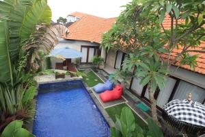 The Green Kamboja Villa, Villas  Sanur - big - 28