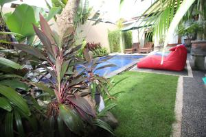 The Green Kamboja Villa, Villas  Sanur - big - 32