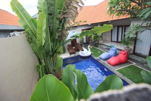 The Green Kamboja Villa, Villas  Sanur - big - 33