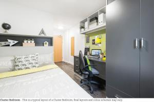Cresent Place- Campus Accommodation
