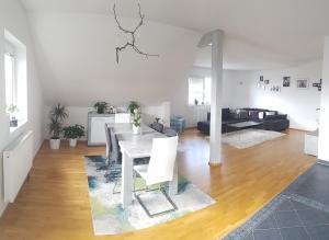 4 stern appartement Vila na Skalce Česká Kamenice Tschechien