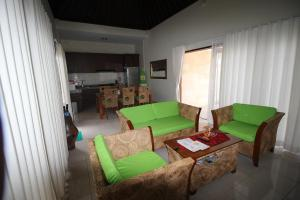 The Green Kamboja Villa, Villas  Sanur - big - 35