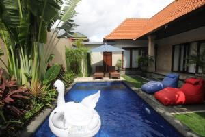 The Green Kamboja Villa, Villas  Sanur - big - 38