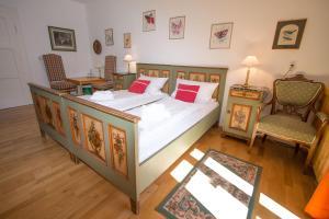 Alpengasthof Madlbauer, Гостевые дома  Бад-Райхенхаль - big - 8
