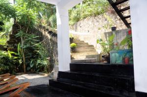 Villa Dineth, Апартаменты  Унаватуна - big - 32