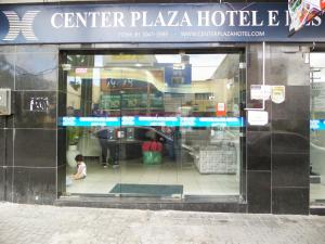 Center Plaza Hotel, Hotels  Caruaru - big - 1