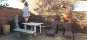 Gardenfly Guesthouse, Apartmány  Somerset West - big - 14
